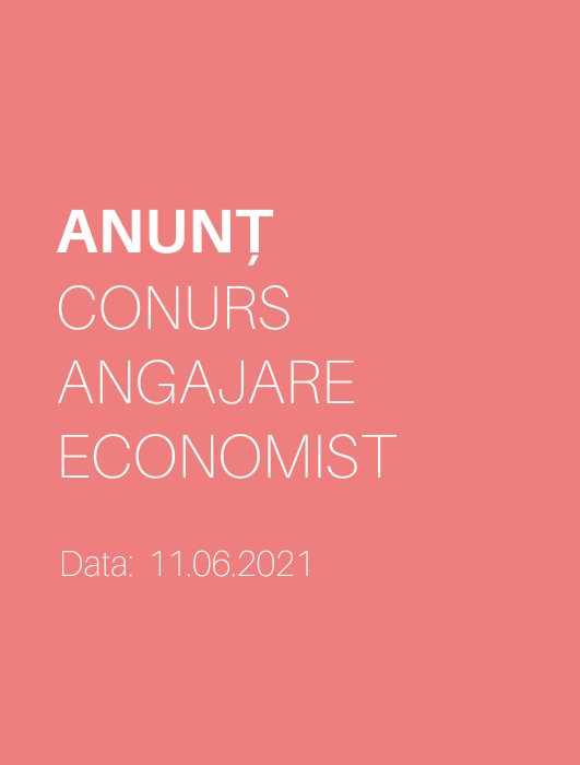 ANGAJARE ECONOMIST