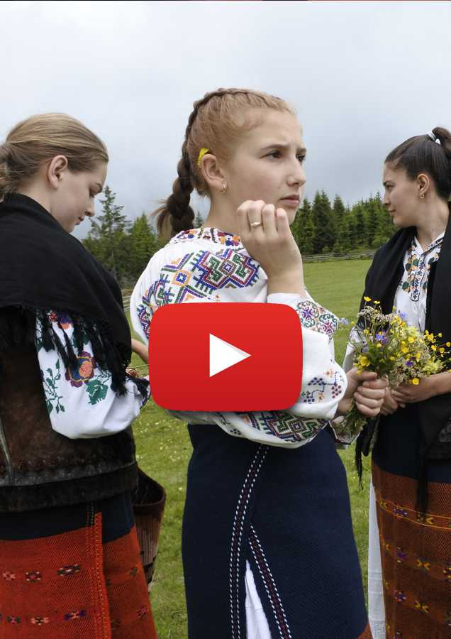 Reconstituire obiceiuri tradiționale din zona de munte a județului Cluj